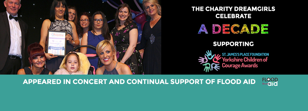 The Charity Dreamgirls